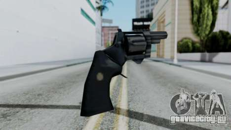 Vice City Beta Shorter Colt Python для GTA San Andreas второй скриншот