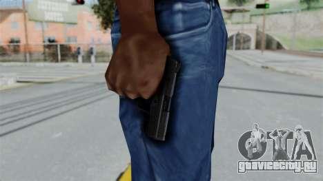 HK45 Black для GTA San Andreas третий скриншот