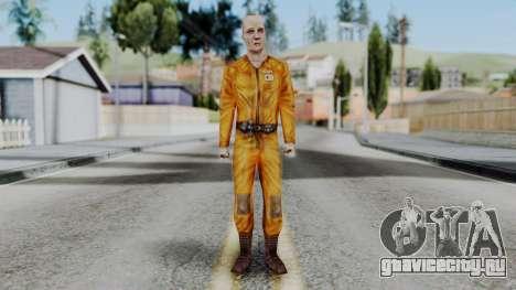 CS 1.6 Hostage A для GTA San Andreas второй скриншот