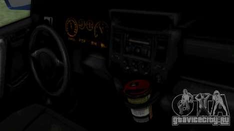 GTA 5 Albany Cavalcade v2 IVF для GTA San Andreas вид справа