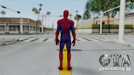 Marvel Future Fight Spider Man All New v2 для GTA San Andreas третий скриншот