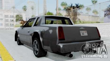 Гражданский Hotring для GTA San Andreas вид слева