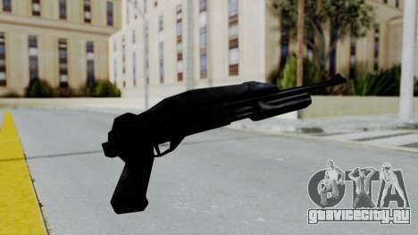 GTA 3 Shotgun для GTA San Andreas второй скриншот