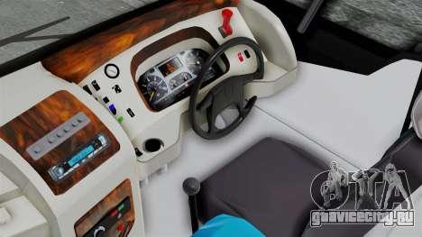 Mercedes-Benz O500R 1836 Tentrem Scorpion X для GTA San Andreas вид справа
