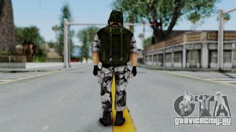 Shephard from Half-Life Opposing Force для GTA San Andreas третий скриншот