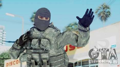 Acu Soldier 3 для GTA San Andreas