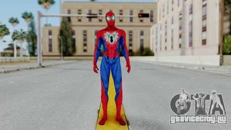 All New All Different Spider-Man для GTA San Andreas второй скриншот