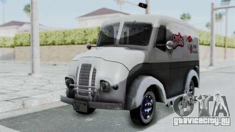 Divco 206 Milk Truck 1949-1955 Mafia 2 для GTA San Andreas