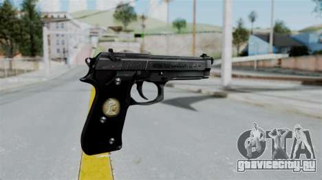 Tariq Iraq Pistol для GTA San Andreas второй скриншот