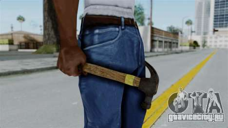 GTA 5 Hammer для GTA San Andreas второй скриншот