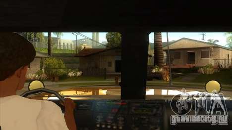 GTA V HVY Barracks OL для GTA San Andreas вид изнутри