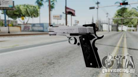 For-h Gangsta13 Pistol для GTA San Andreas второй скриншот