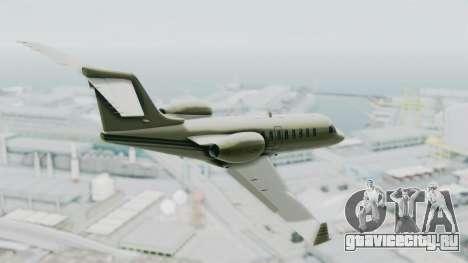 GTA 5 Luxor Deluxe для GTA San Andreas вид слева