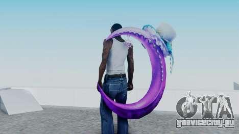 Selene Aura Kingdom Moon для GTA San Andreas второй скриншот