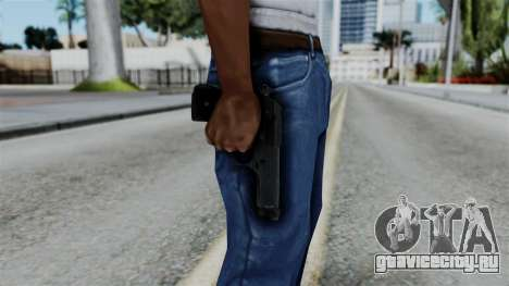 No More Room in Hell - Beretta 92FS для GTA San Andreas третий скриншот