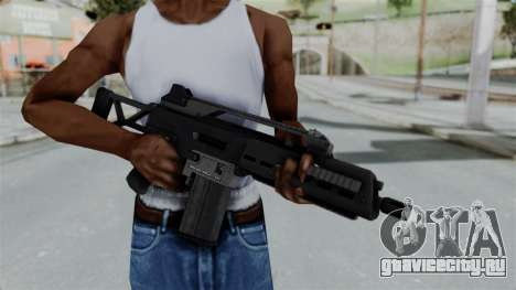 GTA 5 Special Carbine - Misterix 4 Weapons для GTA San Andreas третий скриншот