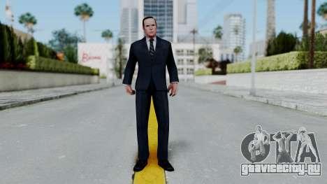 Marvel Future Fight Agent Coulson v2 для GTA San Andreas второй скриншот