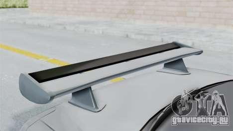 Nissan Skyline GT-R R34 2002 F&F4 для GTA San Andreas вид изнутри