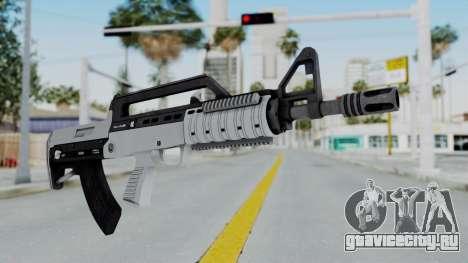 GTA 5 Bullpup Rifle - Misterix 4 Weapons для GTA San Andreas