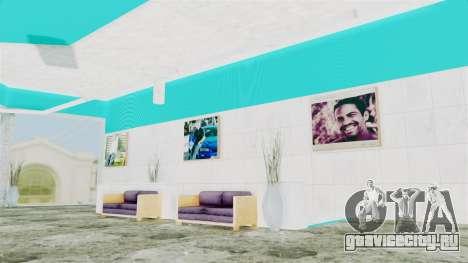SF Paul Walker of Always Evolving Car для GTA San Andreas пятый скриншот