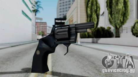 Vice City Beta Shorter Colt Python для GTA San Andreas