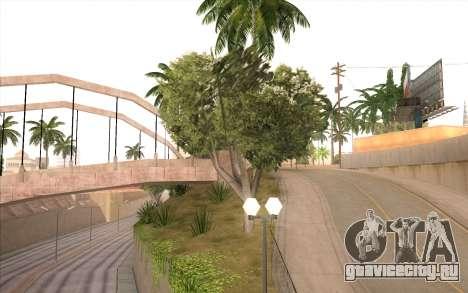 Ремонтные работы на Grove Street для GTA San Andreas восьмой скриншот