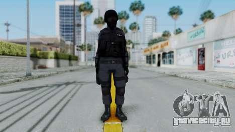 S.W.A.T v2 для GTA San Andreas второй скриншот