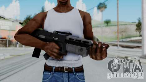 GTA 5 Advanced Rifle - Misterix 4 Weapons для GTA San Andreas третий скриншот