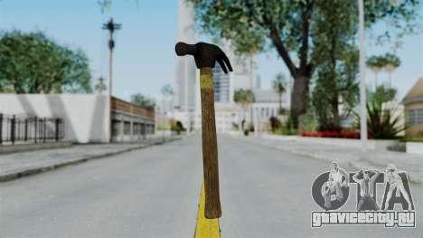 GTA 5 Hammer для GTA San Andreas