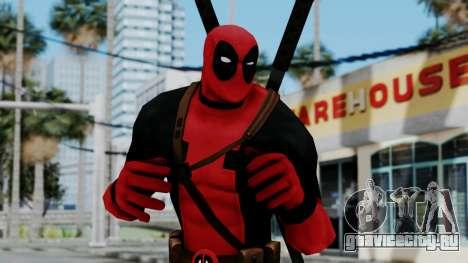Marvel Heroes - Deadpool для GTA San Andreas