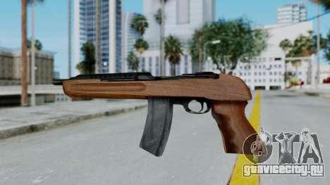 M1 Enforcer для GTA San Andreas второй скриншот