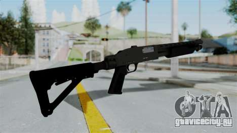 GTA 5 Pump Shotgun для GTA San Andreas третий скриншот