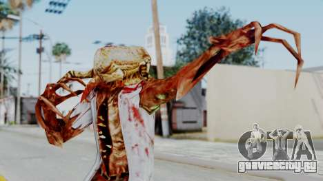 Zombie Scientist Skin from Half Life для GTA San Andreas