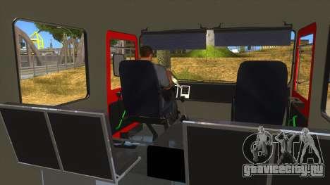 Roman 8135 FA для GTA San Andreas вид сбоку