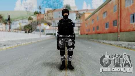 S.W.A.T v4 для GTA San Andreas второй скриншот