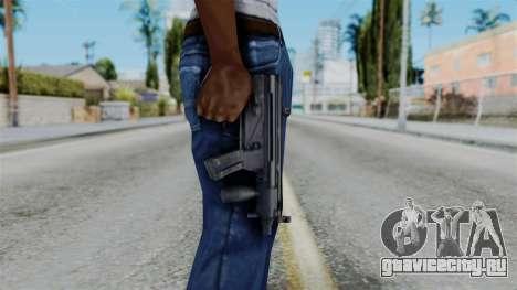 Vice City Beta MP5-K для GTA San Andreas третий скриншот