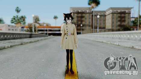 Sword Art Online - Shino Asada для GTA San Andreas второй скриншот