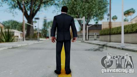 Marvel Future Fight Agent Coulson v2 для GTA San Andreas третий скриншот