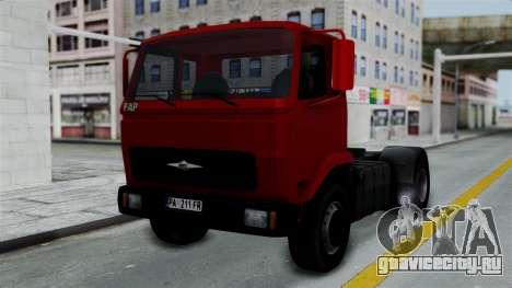 FAP Kamion Stock для GTA San Andreas