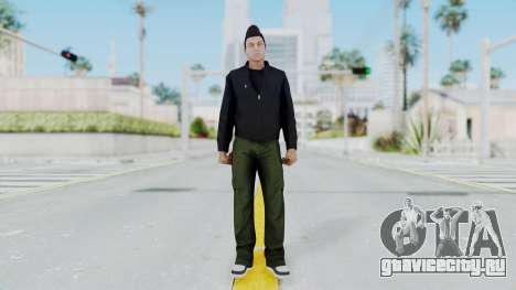 GTA 5 Claude Speed для GTA San Andreas второй скриншот