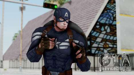 Marvel Future Fight - Captain America для GTA San Andreas