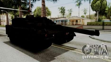 Point Blank Black Panther Rusty для GTA San Andreas