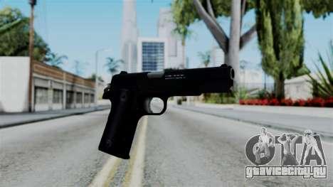 No More Room in Hell - Colt 1911 для GTA San Andreas второй скриншот