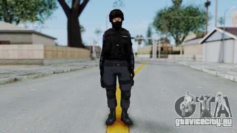 S.W.A.T v3 для GTA San Andreas второй скриншот