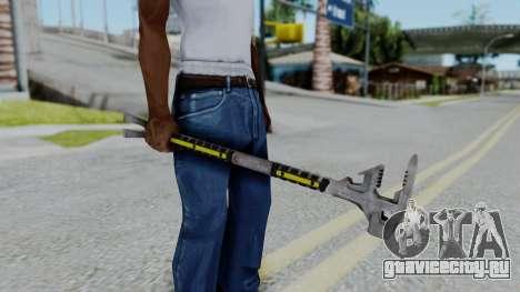 No More Room in Hell - FUBAR Wrecking Bar для GTA San Andreas третий скриншот
