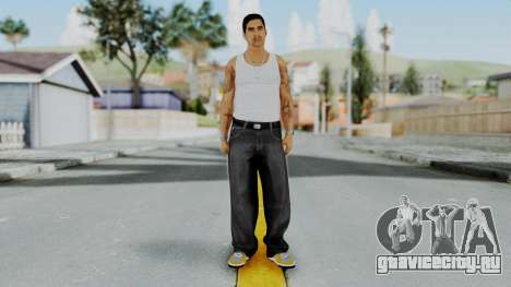 GTA 5 Mexican Goon 1 для GTA San Andreas второй скриншот