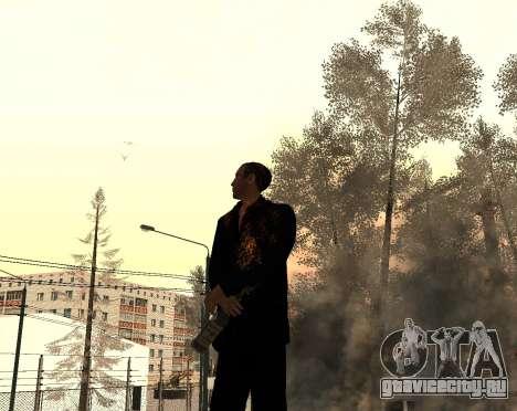 Коктейль Молотова для GTA San Andreas третий скриншот