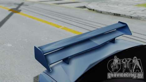 Renault Megane Stance для GTA San Andreas вид справа