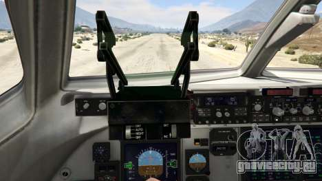 C-17A Globemaster III v.1.1 для GTA 5 четвертый скриншот