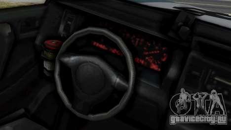 GTA 5 Albany Cavalcade v1 IVF для GTA San Andreas вид справа